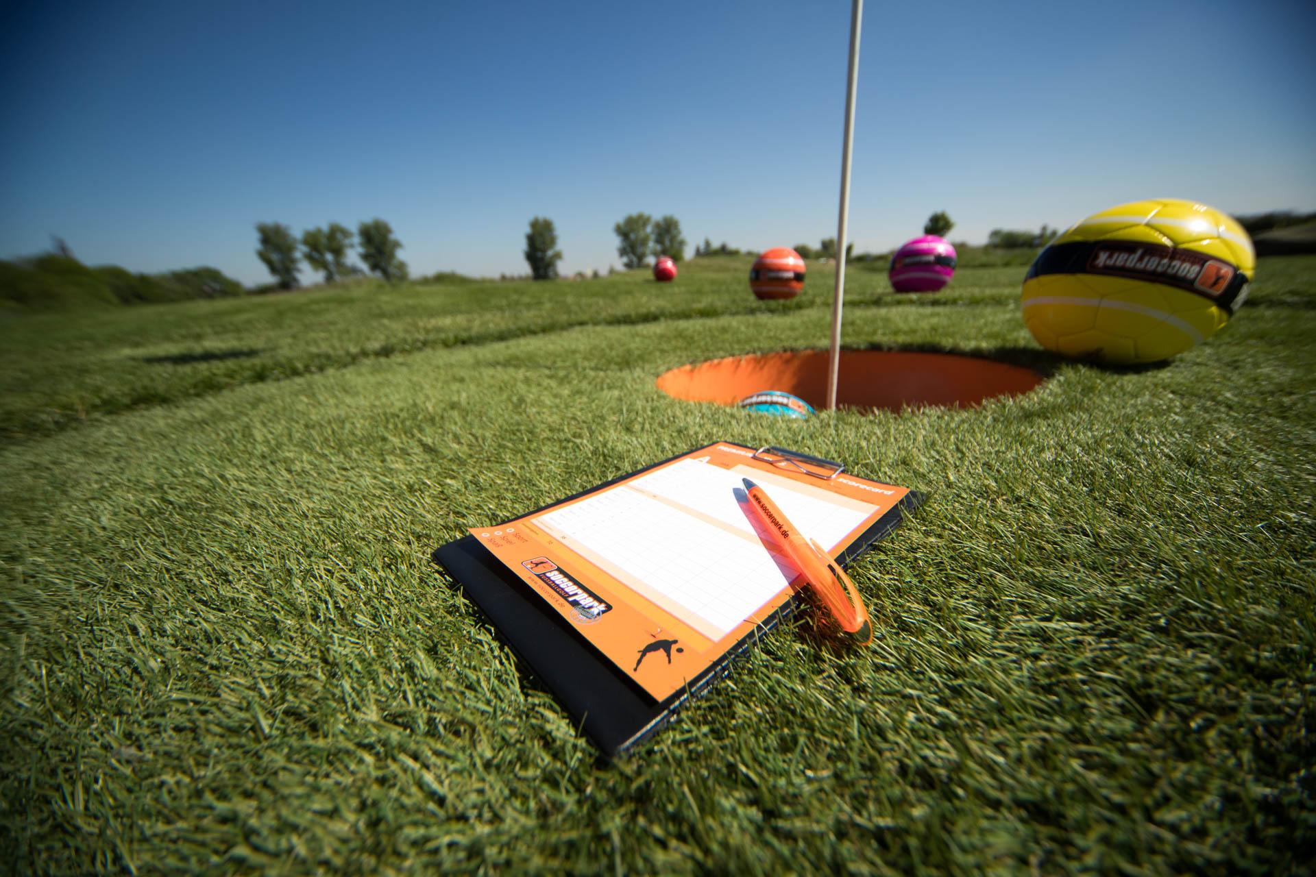 Soccerpark Waging Spielregeln
